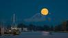 Moonrise Steveston